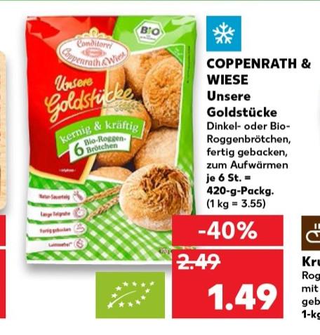 Kaufland - COPPENRATH & WIESE Unsere Goldstücke