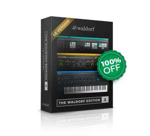 The Waldorf Edition 2 LE - VSt-Instrument Plugin