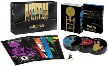 Star Trek - 50th Anniversary Collection Limited Edition (Blu-ray) für 57,54€ (Media-Dealer)