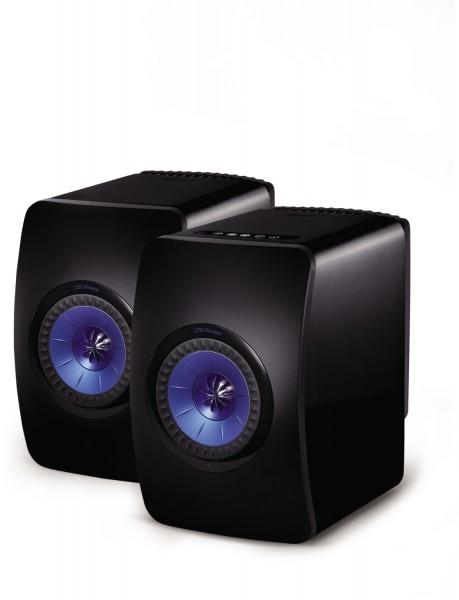 KEF LS50 Wireless - Streaming Komplettsystem