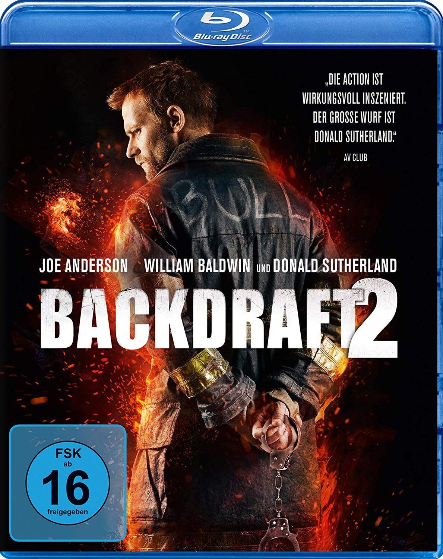 Backdraft 2 [Blu-ray] [Amazon Prime]