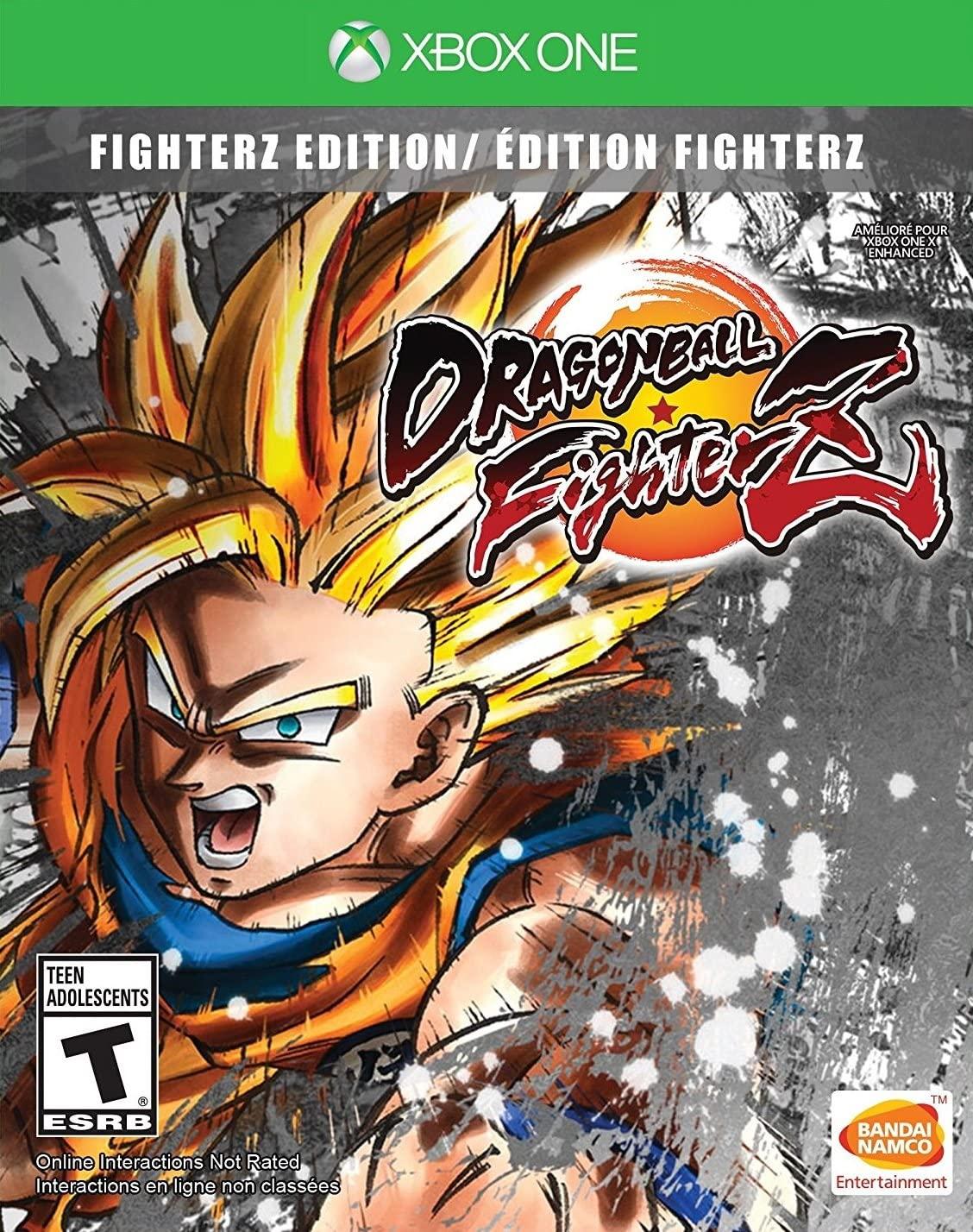 Dragon Ball: FighterZ: FighterZ Edition (Xbox One Digital Code) für 16,65€ (Amazon US)