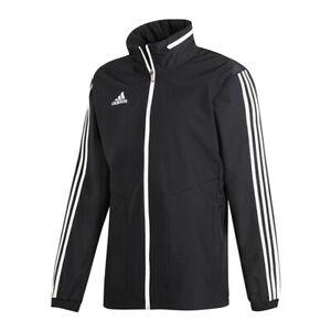 adidas Tiro 19 Allwetterjacke (schwarz) für 26,95€ [Ebay Deal]