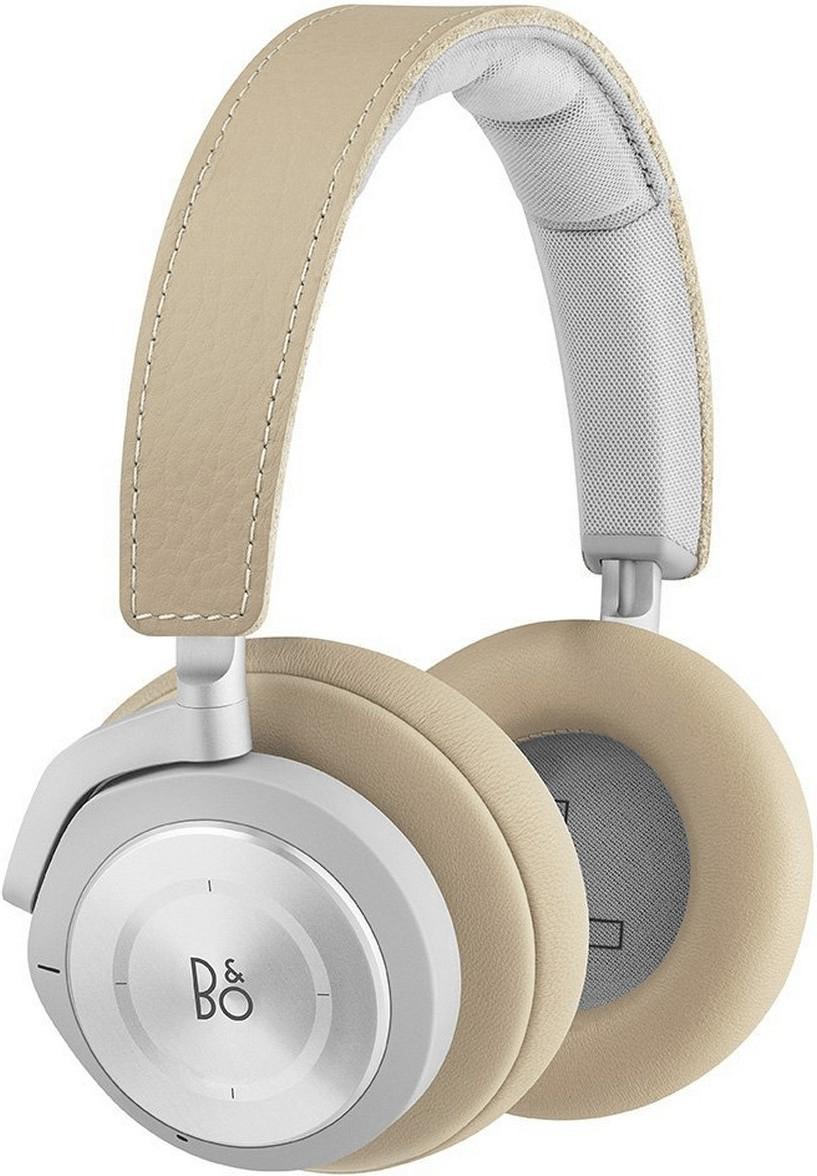 Bang & Olufsen BeoPlay H9i (Over-Ear, ANC, Bluetooth 4.2 mit AAC, Klinke, ~16h austauschbarer Akku, Mikrofone, Näherungssensor, 295g)