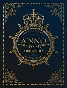Anno 1800 Königsedition Hauptspiel + Season Pass 1 & 2 + Deluxe Paket (Uplay) für 59,99€ (Ubisoft Store)