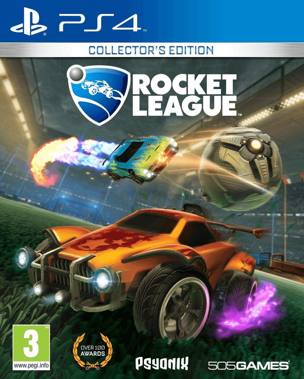 Rocket League Collector's Edition (PS4) für 13,82€ (Amazon IT)