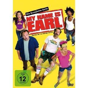 [Amazon] My Name Is Earl - Die komplette Serie [16 DVDs]