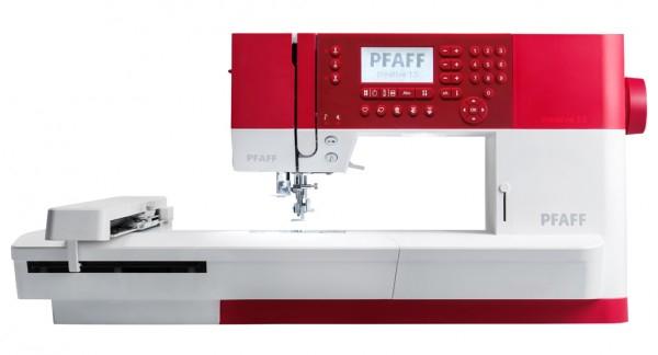 Stickmaschine Pfaff creative 1.5 mit Gutschein 200,- (20%) unter Idealo