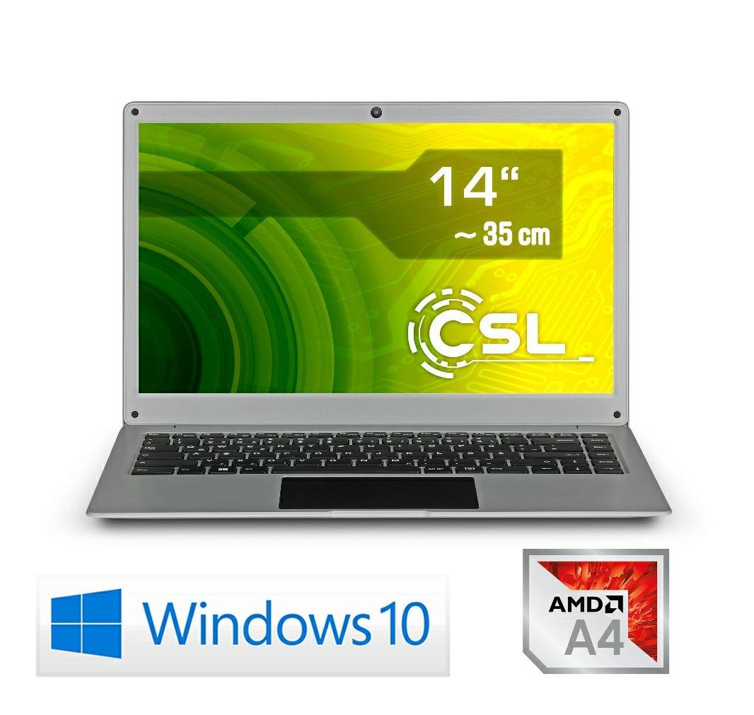 Notebook CSL R'Evolve C14 / 64GB / Win 10 Home