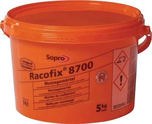 Montagemörtel Racofix 8700 5kg Eimer