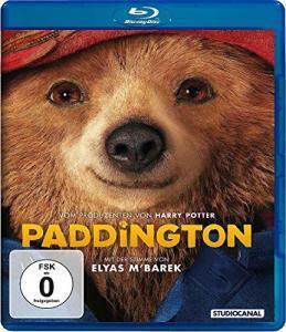 Paddington (Blu-ray) für 3,66€ (Dodax)
