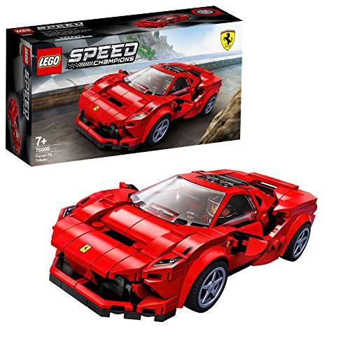LEGO 76895 Speed Champions Ferrari F8 Tributo (275 Teile) für 15,70€ (Amazon Prime & Real Abholung)
