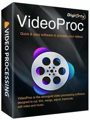 VideoProc 3.5 Videokonverter für Mac & PC
