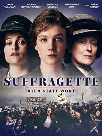 Suffragette –Taten statt Worte – Berührendes Drama im Stream (SRF)