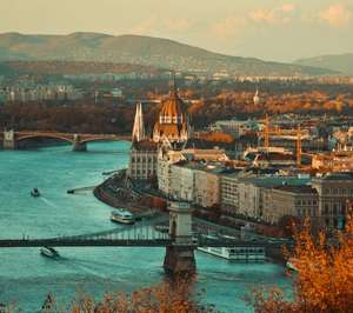Flüge: Budapest / Ungarn (März-April) Hin- und Rückflug mit LOT von Stuttgart ab 45€