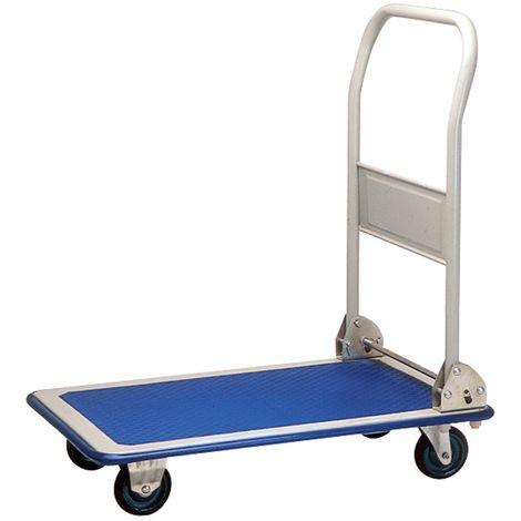 Transportwagen, Bügel klappbar, belastbar bis 150 kg für 14,99 Euro [Jawoll]