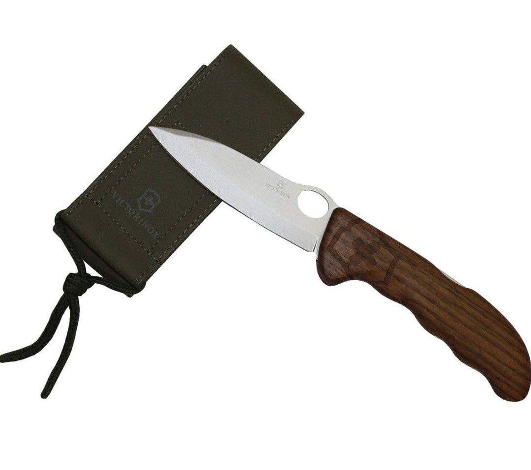 Victorinox Hunter Pro Wood Einhandmesser inkl. Etui. - Vorübergehend nicht vorrätig!