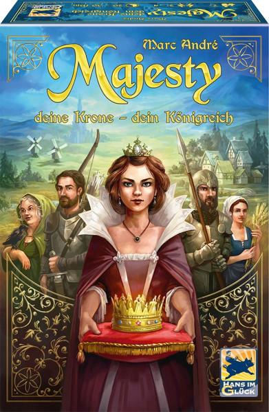 Majesty (Brettspiel, Gesellschaftsspiel)