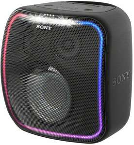 Sony SRS-XB501G tragbarer Bluetooth - Beleuchtung, WLAN, NFC (Amazon)
