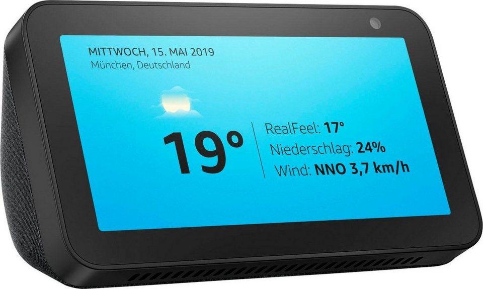 Echo Show 5 Smart Display mit Alexa schwarz o. weiß für nur 36,99€ inkl. Versand für Otto Neukunden!