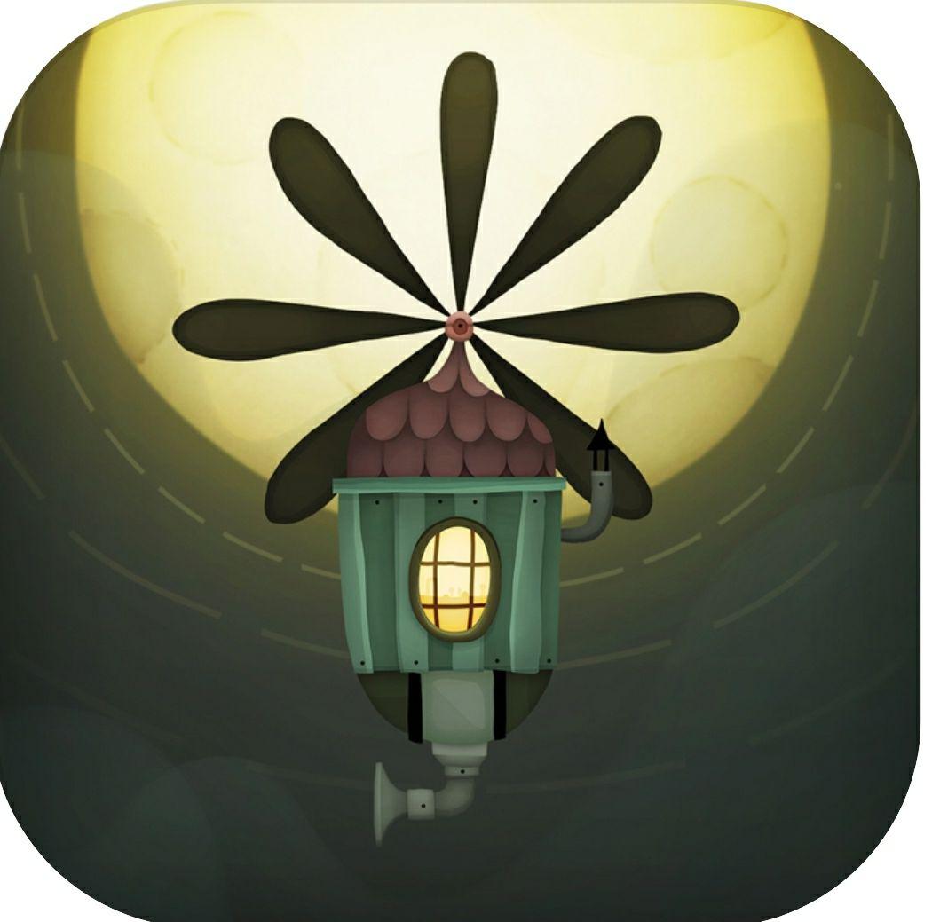 (iOS) Moonlight Express - 4,3* [AppStore-Freebie]