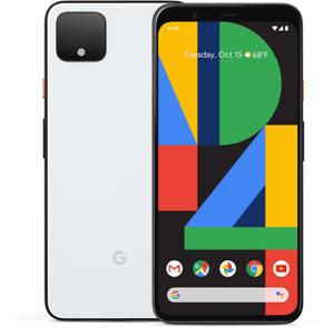 [Ebay] Google Pixel 4 64GB - Clearly White Weiß - Shoop 2% (-9,58€) möglich