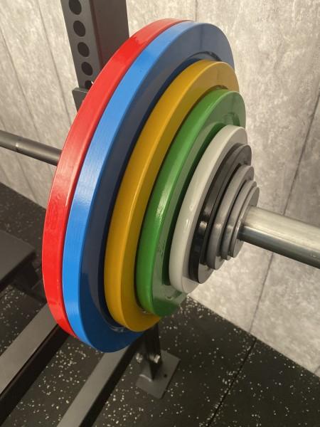 15% Rabatt auf alle Power Lifting Plates und Plate Sets