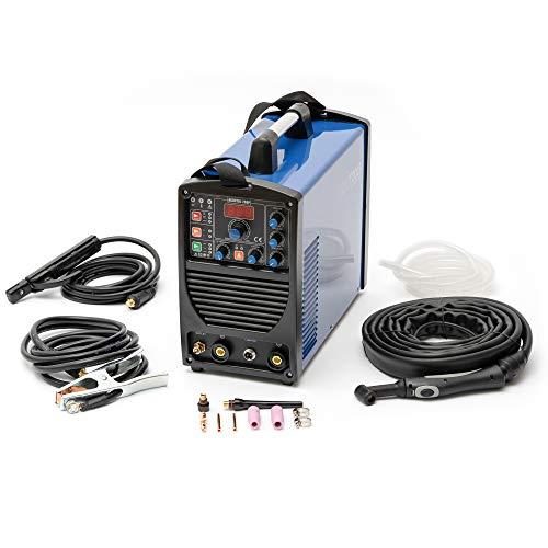 [Amazon] WIG Schweissgerät AC/DC 200Ah Puls HF Ipotools für Alu&Edelstahl