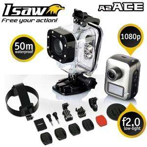 [Ibood] Isaw A2 Ace FullHD Action Kamera - GoPro Hero2 Alternative
