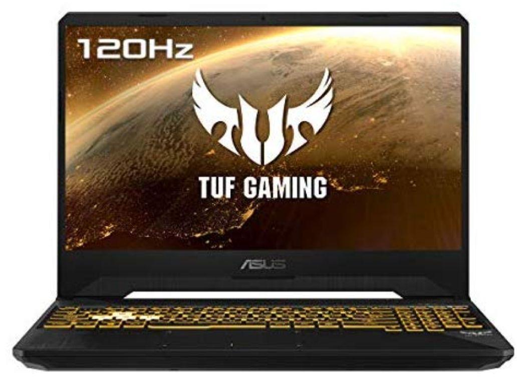 "[Amazon.es] ASUS TUF Notebook 15.6"" FHD IPS 120Hz, Ryzen 7 3750H, 16GB RAM, 512GB PCIe SSD, RTX 2060, QWERTY-RGB-Tastatur, FreeDOS, 2.2kg"