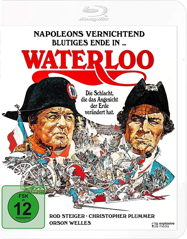 Waterloo (Blu-ray) für 6,99€ (Amazon Prime & Dodax)