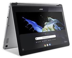 [Amazon] Acer Chromebook R 13 (13,3 Zoll Full-HD IPS Touchscreen, 360° Convertible, Google Chrome OS, 4GB RAM, MT8125, 64GB ROM) Silber