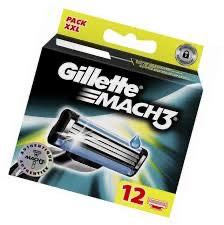 [Rusta Lübeck] 12x Gillette Mach3 - Klingen für 36 Wochen