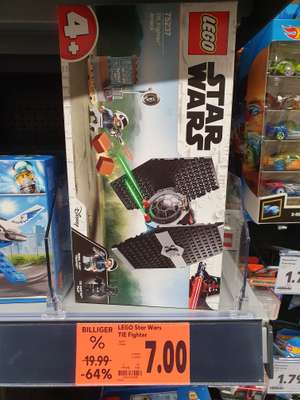 (Lokal Kaufland Herne) Lego Star Wars 75237 - Tie Fighter Attack