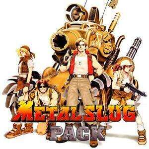 Metal Slug Pack (Steam) für 3,55€ (chrono.gg)