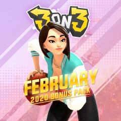 (PSN/PS+) 3on3 FreeStyle - PlayStation®Plus Bonus Pack - Februar 2020