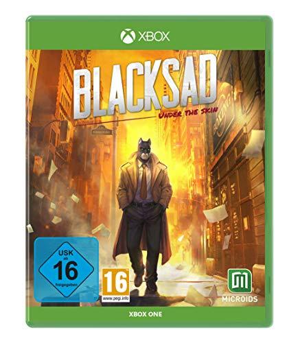 Blacksad: Under The Skin (Xbox One) für 19,99€ (Amazon Prime & Müller Abholung)