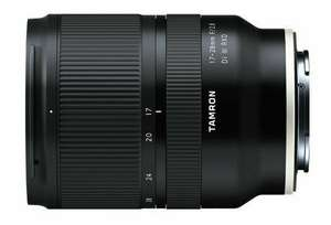 Tamron AF 17-28mm F/2.8 Di III RXD, Sony E