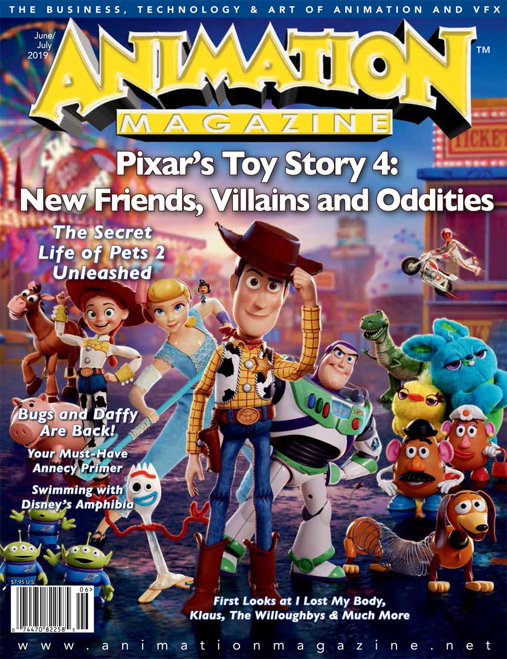 Animation Magazine (Digital) 1 Jahr kostenlos