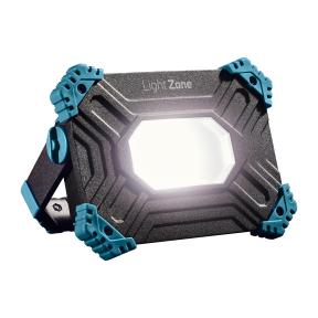Akku-LED-Arbeitsstrahler 20 Watt [Aldi Nord]