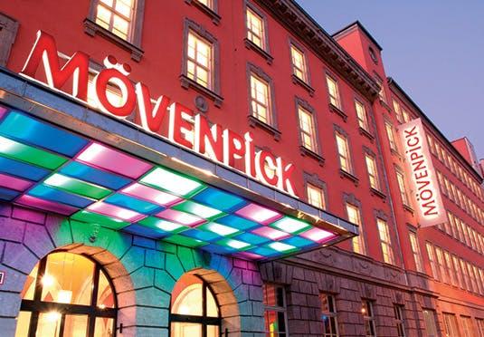 Berlin: 4* Mövenpick Hotel nahe Potsdamer Platz Superior-Zimmer für 2 inkl. Frühstück, Spa-Zugang & mehr / bis Juni