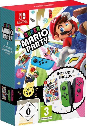 Otto Neukunden Mario Party ink. Joy-Cons & Versandkosten