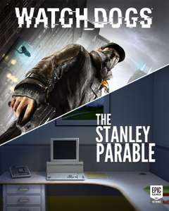 [PC] Watch Dogs & The Stanley Parable kostenlos (Epic Games Store)