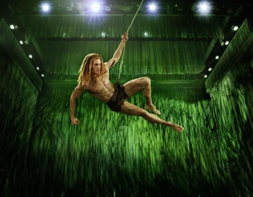 """Tickets für Musical """"Tarzan"""" (Hamburg) PK1 über 70% günstiger (Young Ticket für alle unter 25!)"""