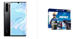 [Young MagentaEINS] Huawei P30 Pro und PS4 Pro Fortnite, Star Wars JFO, CoD IW, PES 2018 im Telekom Magenta Mobil M (24GB 5G) mtl. 39,95€