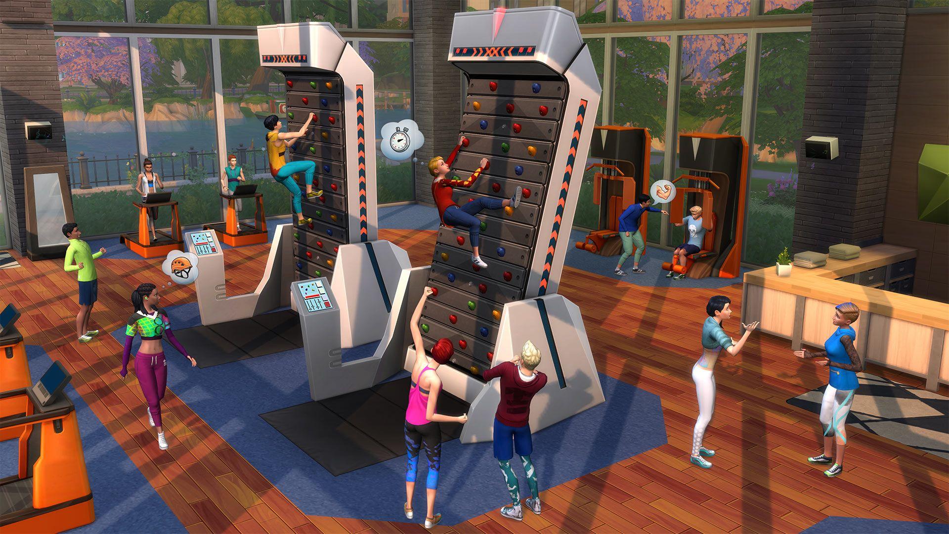 [Origin Access] Die Sims 4 - Fitness Accessoires DLC (PC Mac)