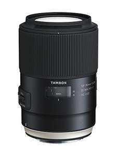 Tamron SP 90mm F2.8 Di Macro 1:1 VC USD F017E (Canon EF)