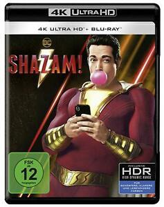 Shazam! 4K (4K UHD + Blu-ray) für 16€ (eBay)