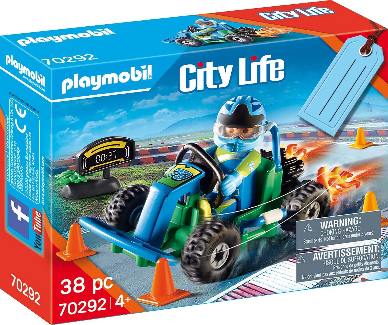 """Playmobil City Life 70292 Geschenkset """"Go Kart-Rennen"""" für 6,39€ (Müller Abholung)"""