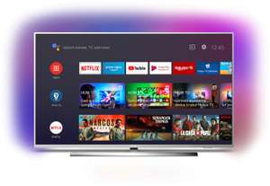 "Philips 75PUS7354 75"" LED-TV (4K UHD, HDR10+, Dolby Vision, 3-fach Ambilight, Android TV, Alexa, Google Assistant) + 76,40€ in Rakuten Pkt."
